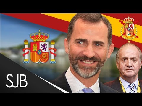 King of Spain Juan Carlos abdicates - EL REY ABDICA - Spanish Monarchy