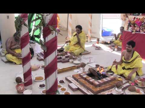 Hindu temple of Greater Fort Worth Day 5 part 1