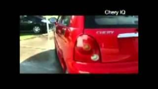 Реклама Chery QQ для VIP