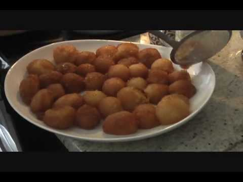How to make Gulab Jamun (Indian Dessert/Sweets)