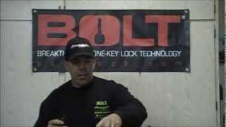 Alexander Motorsports and BOLT (Breakthrough One-key Lock Te...