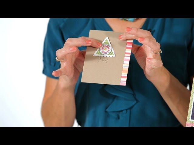 How to Use Die Cuts | Scrapbooking