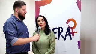 Samanta Costa fala sobre a conquista do voto feminino e da iniciativa do Solidariedade com o Lidera+