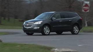 2009 Chevrolet Traverse LTZ videos