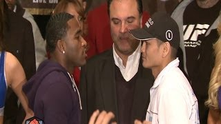 Adrien Broner Vs. Marcos Maidana Final Press Conference