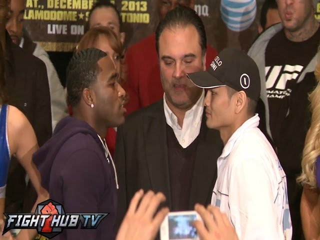 Adrien Broner vs. Marcos Maidana Final Press Conference Highlights
