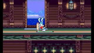 Longplay Tiny Toon Adventures Buster`s Hidden Treasure