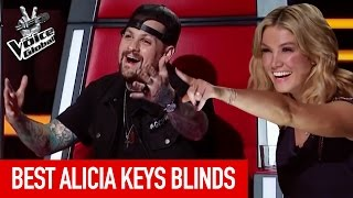 The Voice Kids | BEST 'ALICIA KEYS' Blind Auditions