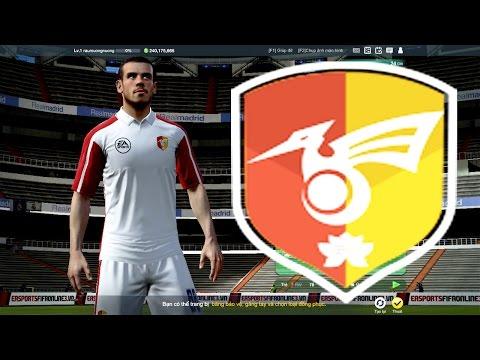 Kênh Future Lengends   CÀI QUẦN ÁO VIETNAM LEGEND - VNL- TRONG FIFA ONLINE 3 .