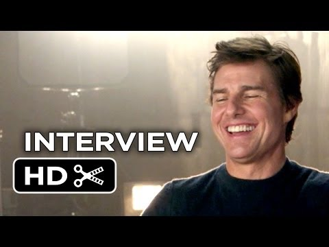 Edge of Tomorrow Interview - Tom Cruise (2014) - Sci-Fi Action Movie HD
