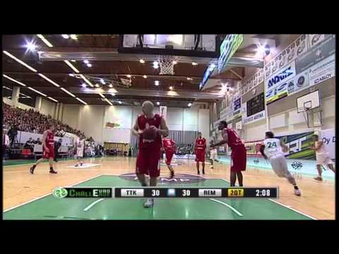 EuroChallenge Highlights: Team Teho Sport Kotka vs. Reggio Emilia