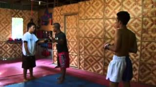 Hao123-Muay Thai Vs Wing Chun Real Fight
