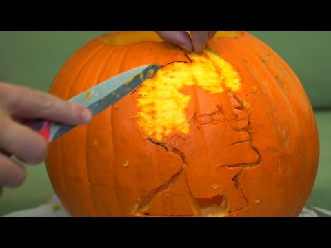 The Fix - Carve a pumpkin using free online templates