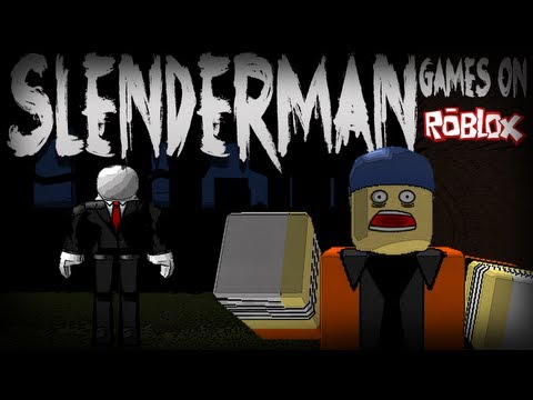 The Slender Games! - Roblox Game Commentary: Slenderman Games On Roblox, This video contains some bad language, View DIscretion is Advised. Time for another Roblox Game Commentary, this time, we will be playing slender games on ro...
