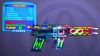 Borderlands 2 : How To Get Vengeful Infinity Pistol