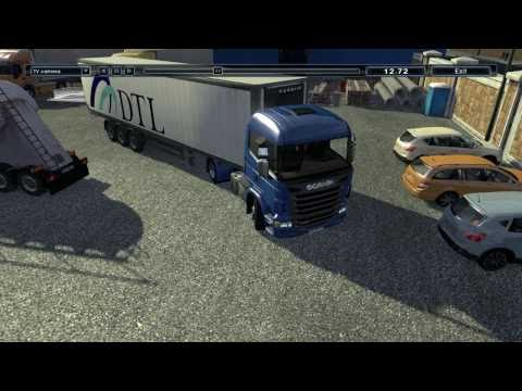 Trucks and Trailers - trailers