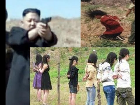 North Korean Leader Kim Jong Executes Ex-Girlfriend