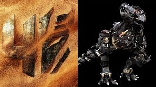TRANSFORMERS 4: AGE OF EXTINCTION Reveal Grimlock And The