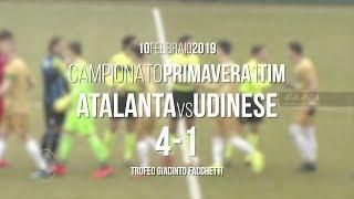Primavera Atalanta-Udinese 4-1: gli highlights