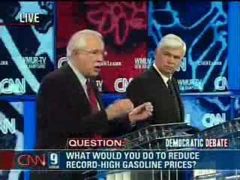 Mike Gravel - the truth about gas prices