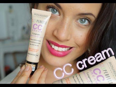 Bourjois cc Cream 1,2,3