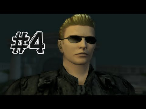 Resident Evil Code: Veronica X Walkthrough - Part 4 The Private Residence