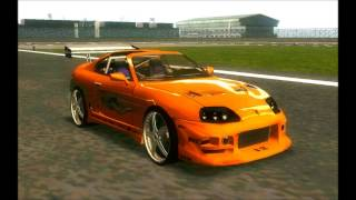 Gta San Andreas Carros Do Velozes E Furiosos + Download