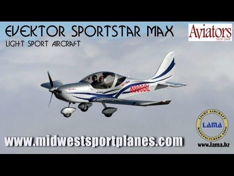 Evektor Aircraft, Evektor Sport Star Max, Evektor Sport Star Plus