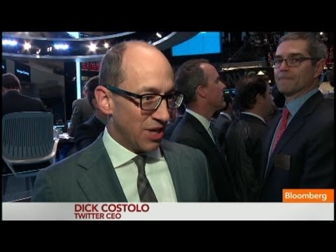 Twitter CEO Costolo: Investing in TV, International