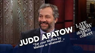 Judd Apatow Left The Oscars Early To Beat Traffic, Missed Best Picture Debacle