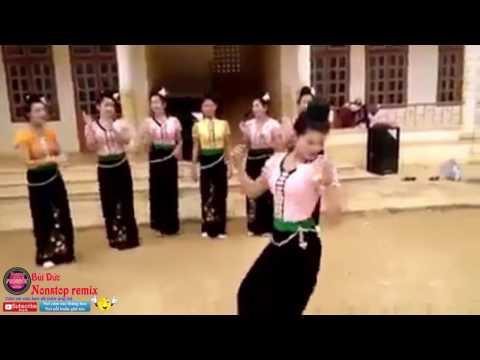 Dân Tộc Thái Nhảy Nhạc Sàn Cực Chất - Nét Đẹp Dân Tộc Thái