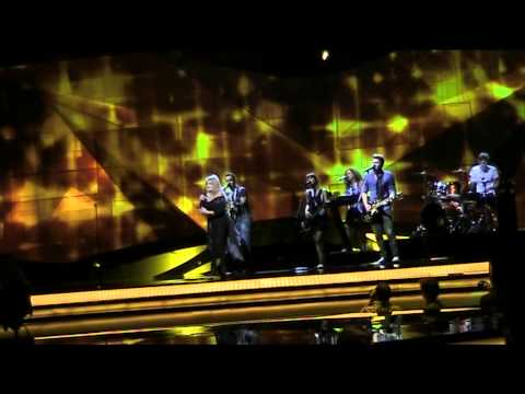 2nd rehearsal: UK Bonnie Tyler - Believe in me (Eurovision Songcontest 2013)