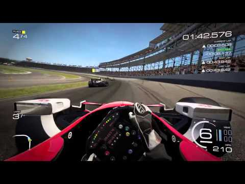 Forza Motorsport 5 (IndyCars at Indianapolis Motor Speedway)