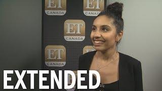 Alessia Cara Recaps Hosting Duties At 2017 MMVAs | EXTENDED