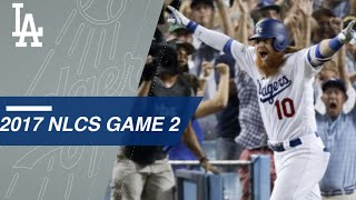Extended Cut of Taylor, Turner leading Dodgers to walk-off win