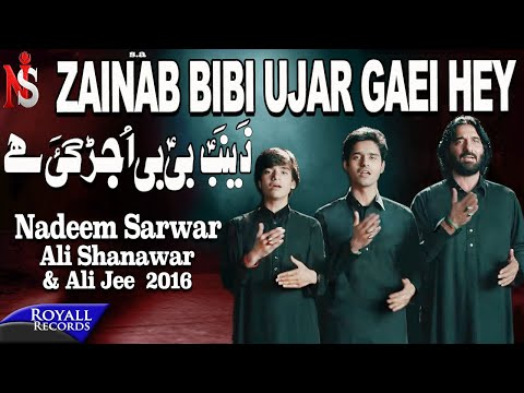 Nadeem Sarwar | Zainab Bibi Ujar Gayi Hai | 2014