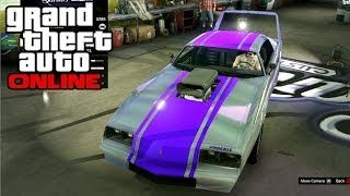 "GTA Online HOW TO GET THE ""IMPONTE PHOENIX"" (Rare Car"