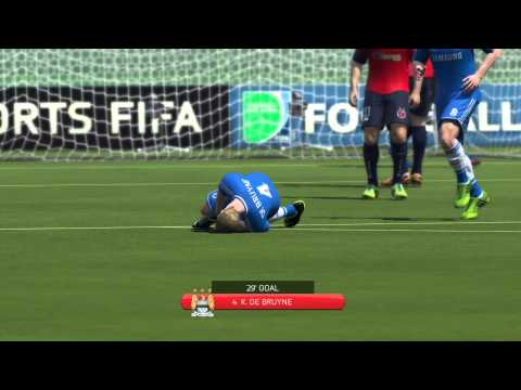 FIFA 14 | Kevin De Bruyne Player Review | Amazing Non Rare Beast
