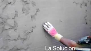 Como quitar humedad en la pared
