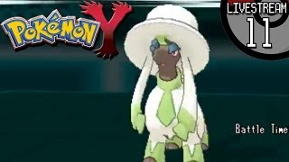 Pokemon X And Y Livestream #11: Double Teaming Furfrou