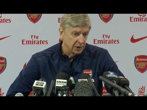 Arsene Wenger on the January transfer window and injury worries