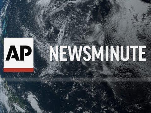 AP Top Stories June 9 A