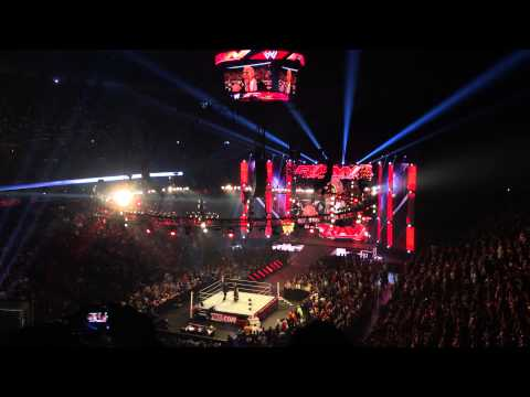 The Ultimate Warrior; RAW 7/4/14. The Last Speech LIVE.