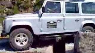 Land Rover Experience Level 1 Training