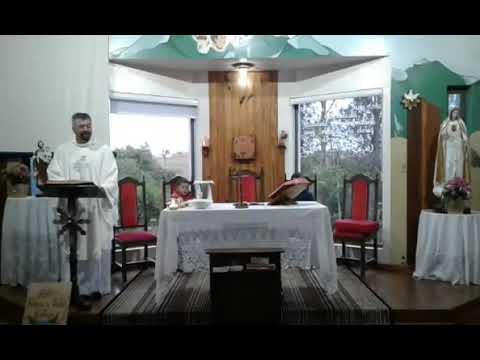 Santa Missa | 15.09.2020 | Terça-feira | Padre Paulo Sérgio Mendes da Silva | ANSPAZ