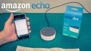 Amazon Echo #05 - Echo Dot Einrichtung [deutsch/german]