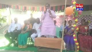 కారేపల్లిలో జాతీయ విద్యా దినోత్సవం (వీడియో)