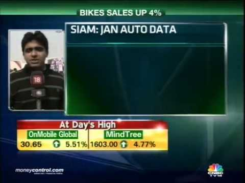 SIAM release: Tough ride continues for auto sector