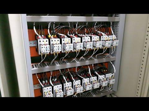 Comandos Elétricos Aula Prática Melhor do Mundo Partida Consecutiva de Motores