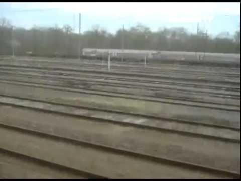 TGV – tren de mare viteză